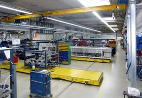 Production Time Cut in Half: Kurtz-Ersa Launches Flow Assembly Line Based on Strothmann RoundTracks