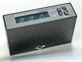 NOVO-GLOSS(TM) 20/60/75° Gloss Meter