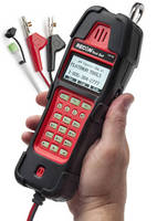 Telephone Line Tester delivers condition, status information.