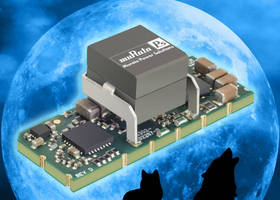 PoL DC/DC Converter addresses low-voltage requirements.