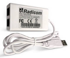 Dial-Up Modems for Medical Apps feature dual phone jacks.