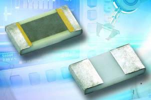 Precision Thin Film Chip Resistors come in 0603/0805 case sizes.