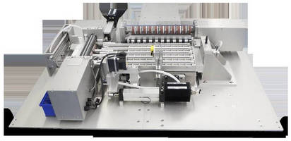 Test Strip Cutter reduces waste and tooling expense.