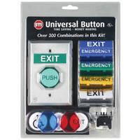 Universal Button - Over 300 Combinations