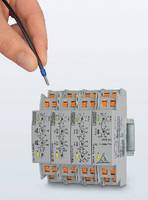 Monitoring Relays offer optional push-in technology.