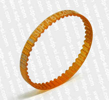 Polyurethane Timing Belts with Fiberglass Cords from SDP Have Increased Strength and Flexibility