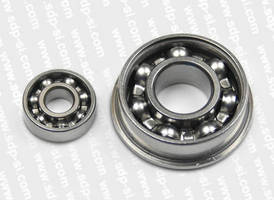 ABEC 3 Ball Bearings from SDP