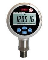 Digital Test Pressure Gauge suits field calibration.