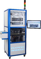 Inline Production System supports programming and board test.