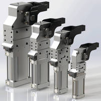 Enclosed Power Clamps offer versatility and flexibility.