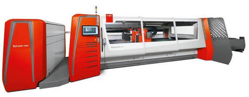 ByAutonom 3015 Laser Cutting Machine Introduced to North American Market during Recent Open House Event