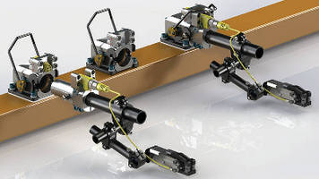 New DE-STA-CO Accelerate Collection Lightens the Load on Stamping Robots & Personnel to Maximize Productivity