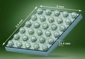 P-Channel Gen III Power MOSFET measures 2.4 x 2.0 x 0.4 mm.