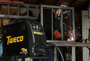 Multi-Process Welder offers MIG, Stick, and Lift TIG outputs.