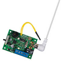 Slave Receiver connects transmitters to control panel.