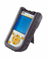 Portable Hand-held Meter diagnoses hydraulics and pneumatics.