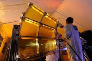 Ball Aerospace Demonstrates Ultra-Lightweight Telescope Technologies for DARPA's MOIRE Program