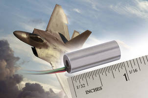 Macro Sensors Subminiature LVDT Linear Position Sensor Serves as Critical Components in Aerospace Applications