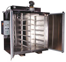 Industrial Drying Oven offers temperature uniformity.