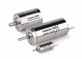 Brushed DC Motors offer high power density.