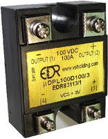 SPST-NO Solid-State Relays suit portable and remote equipment.