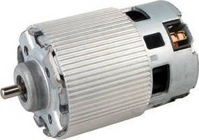 Johnson Electric Launches High Torque Motor for Cordless Impact Wrenches