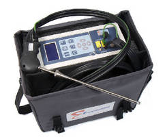 Combustion Analyzer helps ensure EPA compliance.