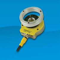 TURCK QR24 Rotary Position Industrial Sensor Provides Contactless Position Detection