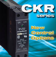 AC Output Solid State Relays come in several models and ratings.