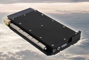 Graphics Display Module targets airborne and ground vehicles.