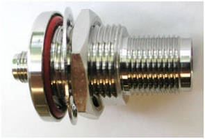 Coaxial Lightning Arrestors operate from 2 MHz to 2 GHz.