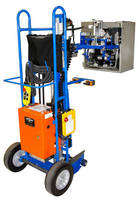 Remote Racking Solution is available for GE low-voltage breakers.