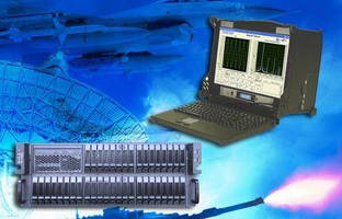 High-Speed, Rugged Recorders serve ground/ship/air applications.