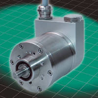 Rotary Encoders operate in hazardous areas.