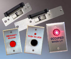 Fail-Safe Control System suits public restroom applications.