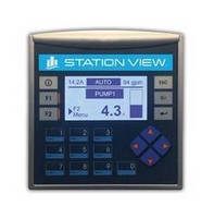 Pump Control Panel combines simplicity and versatility.