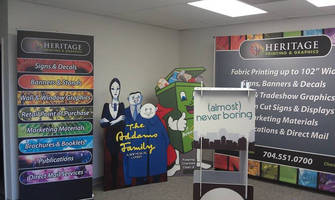 Heritage Printing & Graphics Expands Wide Format Capabilities in Washington DC Area Production Facility
