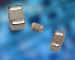 Multilayer Ceramic Capacitors offer voltage ratings to 500 V.