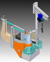 Quick Change Tooling System reduces required manpower.