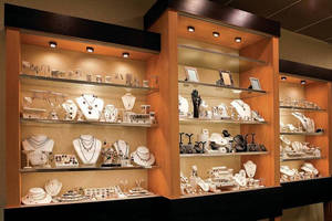 LED Luminaires are designed as cabinet lighting solutions.