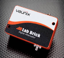 VAUNIX LDA-602 Digital Attenuator Voted Top Ten Test and Measurement Product