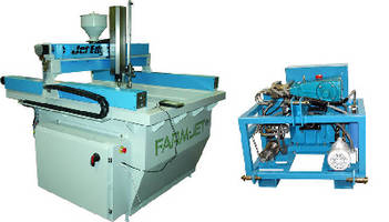 Waterjet Cutting System targets farm machine shops.