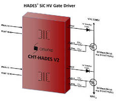 Isolated Gate Driver targets SiC and Si power switches.