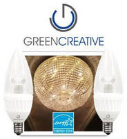 GREEN CREATIVE'S B11 5W LED Candle Is ENERGY STAR Qualified in 2700K CCT