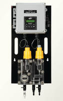 Disinfectant Monitoring System measures chlorine dioxide.