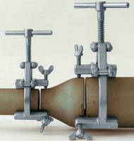 Pipe Welding Alignment Clamps cover 3/4 to 12 in. pipe range.