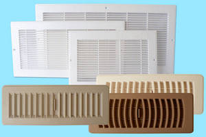 Outwater Introduces Its New Series of Heat Registers and Indoor Return Air Grilles