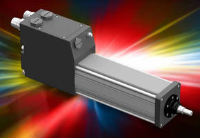 Integrated AC-Powered Linear Actuator comes in 75 mm frame size.