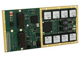 MIL-STD-1553 XMC Card fosters SWaP-C conservation.