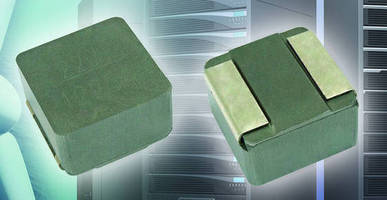 RoHS-Compliant, High-Current Inductor comes in 8787 case size.